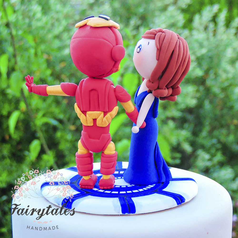 superhero wedding cake toppers australia wedding cake topper fairytales handmade 20610